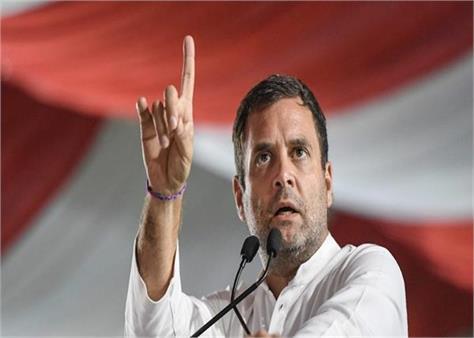 narendra modi rahul gandhi tribal loss