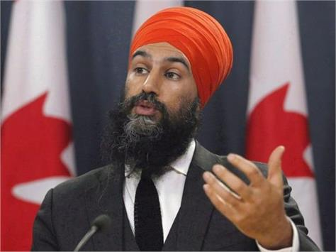 the victim was sexually exploited at the age of 10  jagmeet singh