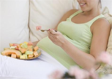 melon benefits for pregnancy