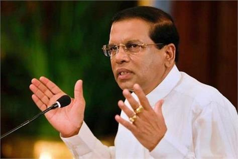 the drug mafia  s hand behind the blasts on easter in sri lanka  president
