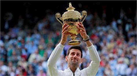 novak djokovic wins federer to win wimbledon title