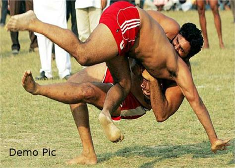 kabaddi competition  player  injured  critical condition