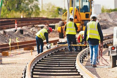 infra boost planning of rail lines along major highways