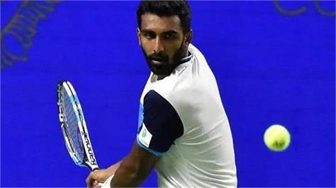 prajnesh became india number one singles player