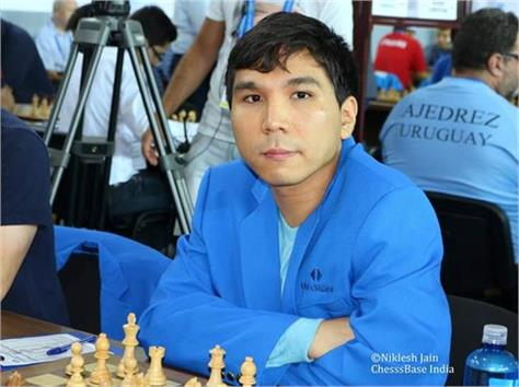 wesley soo defeated carlson to become the skilling open chess champion