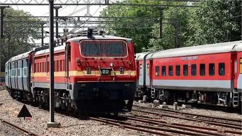 farmers agitation northern railway cancels few trains