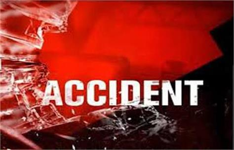 young man killed in horrific road accident