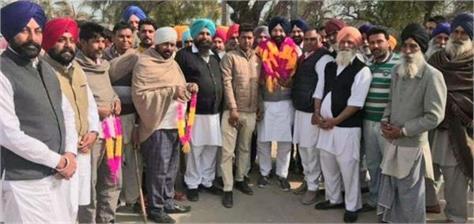 congress leaders start shouting at punjab people  mann