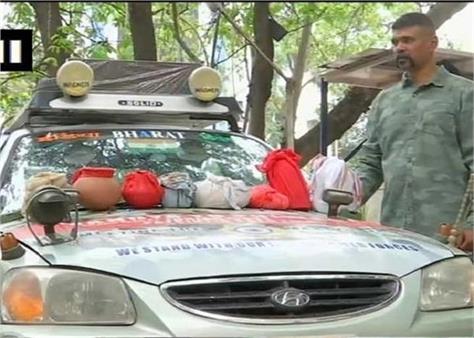 pulwama attack martyrs tribute umesh gopinath yadav