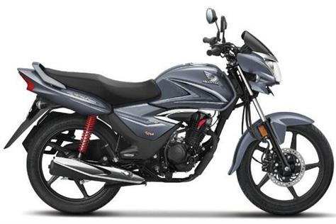 2020 honda shine bs6 launched