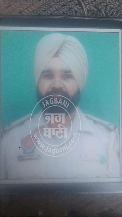 gun fire fattu dhinga police station kapurthala