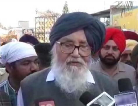 parkash singh badal statement on punjab government