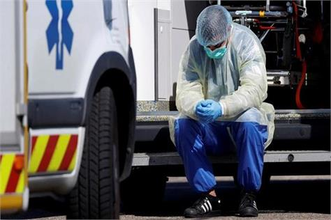 france reports highest single day death coronavirus