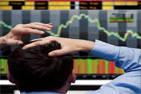 stock market crash due to fear of corona investors plunge to rs 8 lakh crore