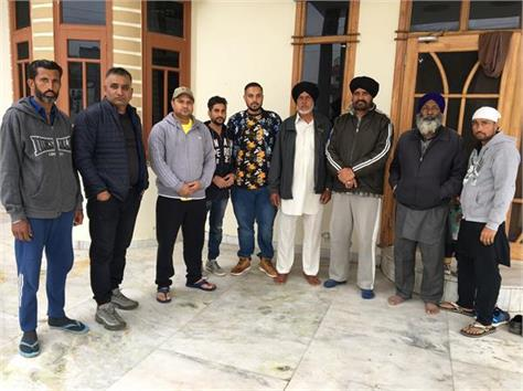 completed preparations for the international kabaddi cup