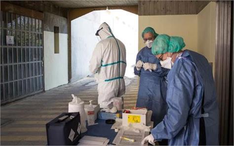 corona virus  warning  nirmal singh khalsa
