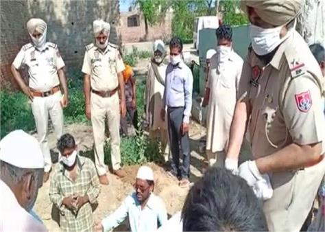 punjab police  humanity