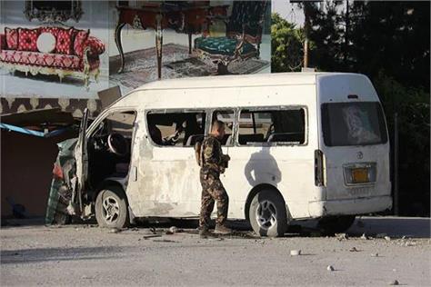 islamic state attacks tv vehicle