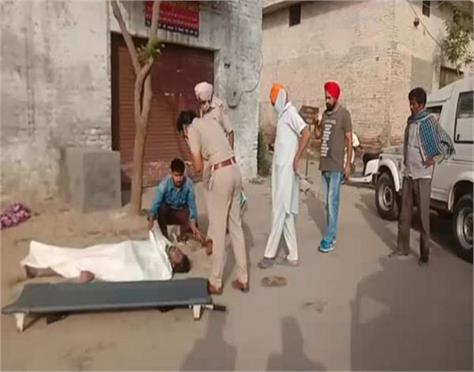 bathinda person corpse