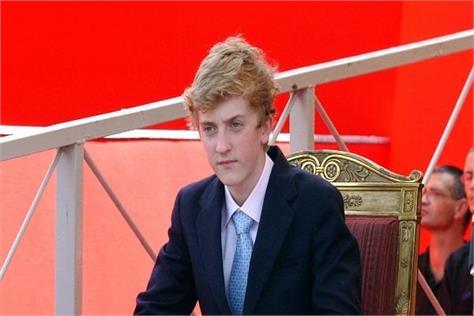 belgium  prince