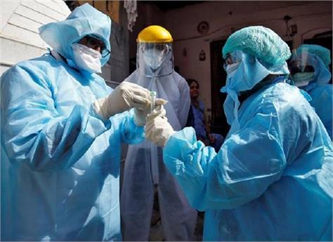 coronavirus jalandhar curfew 10 new positive case