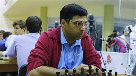 viswanathan anand finally return home after three months from germany