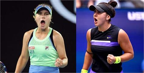 andriscu and kenin will participate in tennis tournament in june