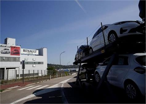 france  car company renault  lost 15 000 jobs
