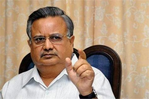 bjp hints at considering raman as its favourite leader in chhattisgarh