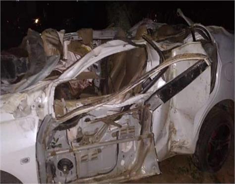 gurdaspur accident 4 youths death