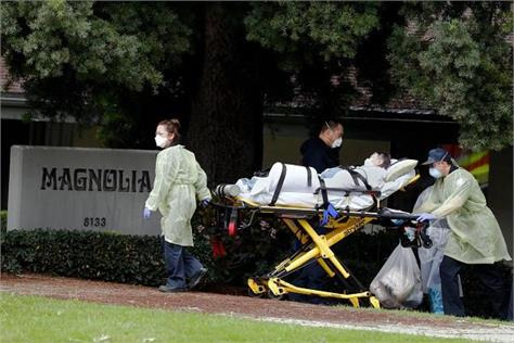 one third deaths us nursing homes