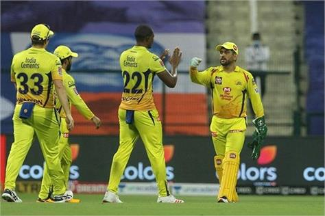 as soon as he came on the field  dhoni set a new record in the ipl