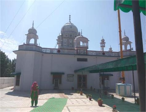 sikh religion  gurudwara shri toka sahib