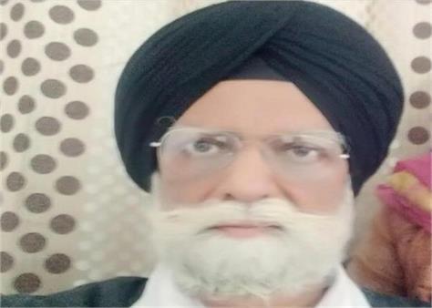 senior journalist rajinder singh kapoor  deceased  nabha