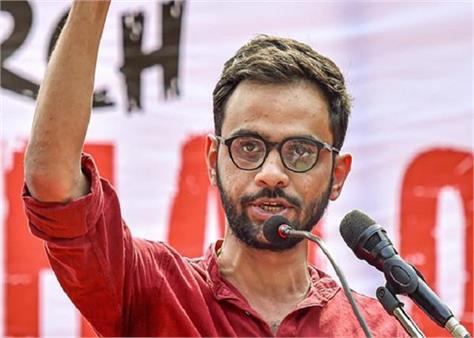 delhi riots court umar khalid 22 october judicial custody