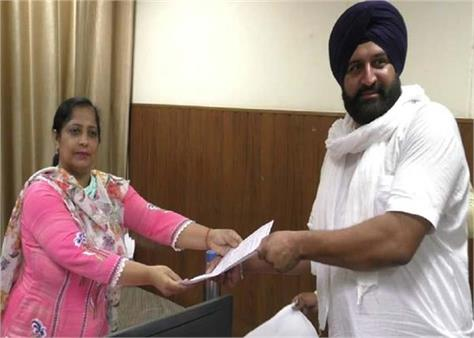 kabaddi tournament  players  dc barnala memorandum