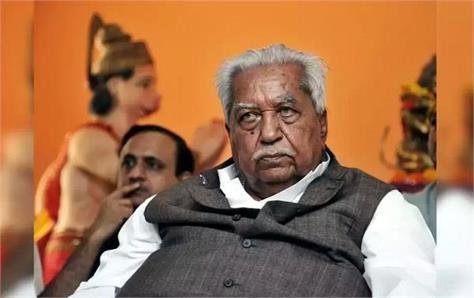 former gujarat chief minister keshubhai patel found corona positive