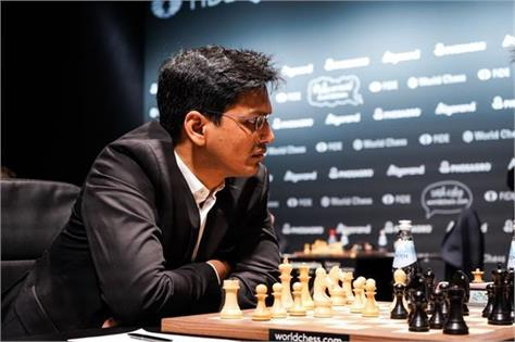 champion show down rapid chess pentala harikrishna on joint lead