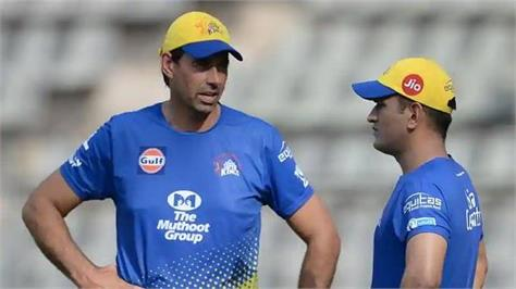 dhoni is refreshed and mentally strong  fleming