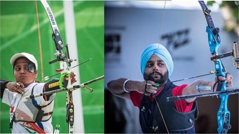 india won 5 medals including 2 golds in para world ranking archery