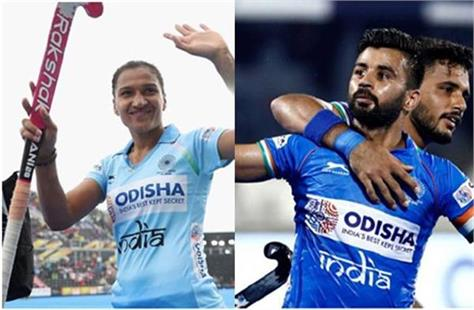 manpreet and rani hope indian hockey teams perform well at the tokyo olympics