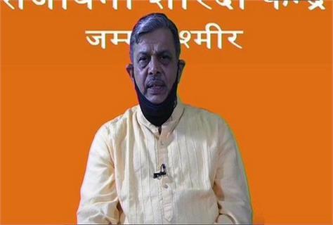 hindu families to be resettled in kashmir  dattatreya hosbole