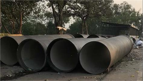 ladowali road  pipes  directions