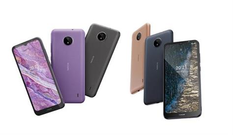 nokia launches two new cheap smartphones