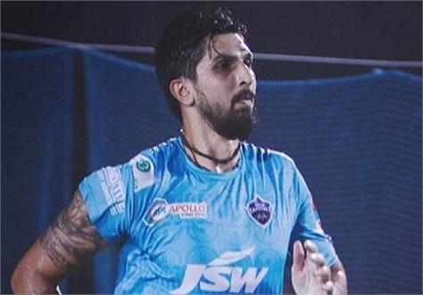 ishant sharma  delhi capitals  ricky ponting  bowling attack