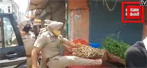 punjab police kapurthala sho navdeep singh